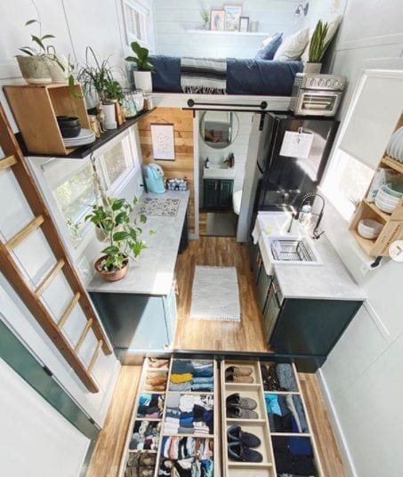 Redesigning A Tiny House Here Are 3 Smart Flooring Ideas To Consider